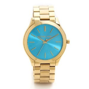 Damenuhren michael kors blau  Michael Kors Damenuhr MK3265 - Uhrenlos